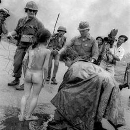 Napalm Girl From Behind
